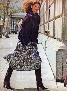Vogue Editorial September 1977