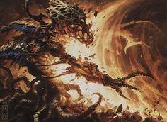 Flame Slash -  MTG