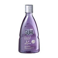 Guhl Zilver & Vitaliteit Shampoo http://www.drogistplein.nl/verzorging/shampoo/guhl-zilver-%26amp%3B-vitaliteit-shampoo/G2_H4_C1640_P733535/?gclid=Cj0KEQiA1eyiBRC-qI2VzKf0vaUBEiQAUiZ3xFK_unnkel8wZamB9v6wli1hND6u1mr3MvjEt-wIMscaAoSg8P8HAQ