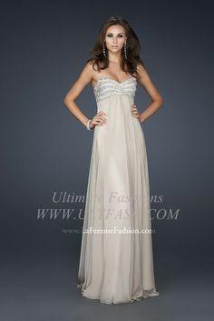 La Femme 17474 bridesmaid dress options