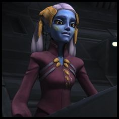 He supports an escalation of the Clone Wars, putting him at odds with Senator Padm� Amidala. Description from tvtropes.org. I searched for this on bing.com/images
