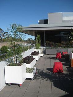 Quatro Design - GRC pots and planter boxes