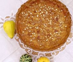 Moliūgų pyragas su sūria karamele | Sezoninė virtuvė | Maistas pagal metų laikus