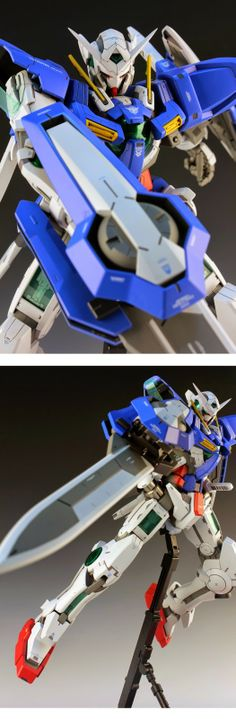 1/60 GN-001 Gundam Exia - Customized Build Modeled by RedBrick
