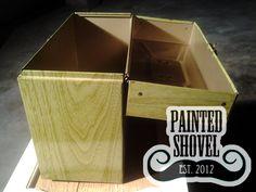 Vintage Ballonoff Porta File for sale at Painted Shovel in Avondale, AL.