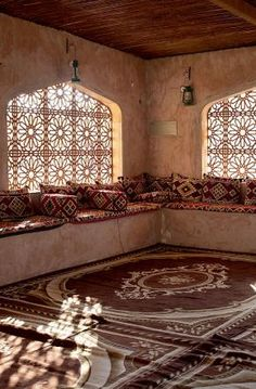 natural furniture small home decor floor seating sets arabic furniture arabic style floor pillow majlis sofa bohemian style home decor Moroccan Design, Moroccan Decor, Moroccan Style, Moroccan Room, Moroccan Furniture, Bohemian Furniture, Home Decor Furniture, Style Marocain, Interior And Exterior
