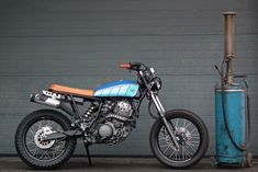 Yamaha XT600 by Lab Motorcycle