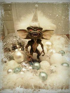 Christmas gremlin encore