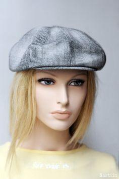 Brown newsboy hat Womens newsboy cap Mens newsboy hat Wool hat brown Girls newsboy  hat Brown drivers cap Ivy cap Scally cap Ring bearer hat f7d803d950c7