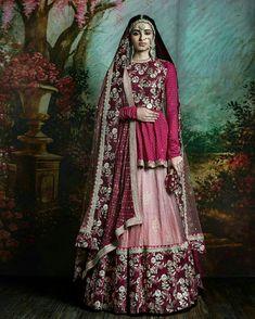 Sabyasachi Mukherjee Heritage Bridal 2017