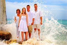 The Reif Family Beach Photoshoot by LuisVallecillo, via Flickr