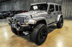 2015 Jeep Wrangler Unlimited Sahara FUEL OFFROAD EDITION Addison, Illinois | Prime Motorsport