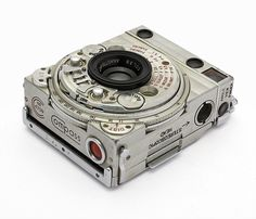 Vintage Compass Camera