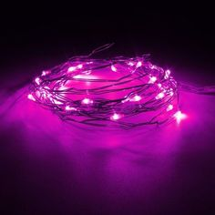 2m waterproof led fairy string light ($6.54) ❤ liked on Polyvore featuring home, home decor, holiday decorations, pink, fairy home decor, pink home accessories, holiday window decor, window ornaments and branch home decor