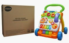 VTech Sit to Stand Learning Walker Customer Product Reviews