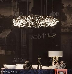 Люстра Heracleum the Big O (Moooi) купить в интернет магазине ADD по лучшей цене в Москве