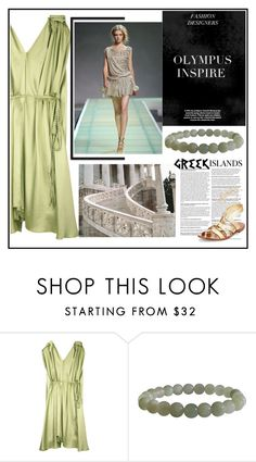 """""""Pack and Go: Greek Islands"""" by zenstore ❤ liked on Polyvore featuring Roksanda Ilincic and Kate Spade"""