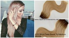 Wavy clip in black to grey ombre 200 grams wavy hair extensions tape short fade out medium bronw to light blonde 40 pieces 100 grams full head pure virgin remy human hair extensions the worlds longest lasting pmusecretfo Image collections