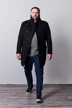 plus size fashion, urban plus size, avant-gard plus size, big men fashion, size . Chubby Men Fashion, Large Men Fashion, Mens Plus Size Fashion, Mens Fashion Suits, Men's Fashion, Fashion Guide, Winter Fashion, Fashion Styles, Fashion Photo