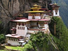 Monasterio Nido de 3. tigre, Bhután