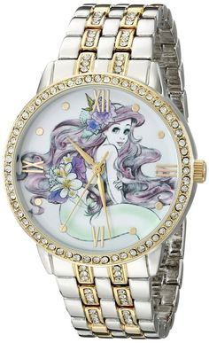 Fabulous Disney Watches to Add Extra Princess Flare. This is gorgeous and so elegant