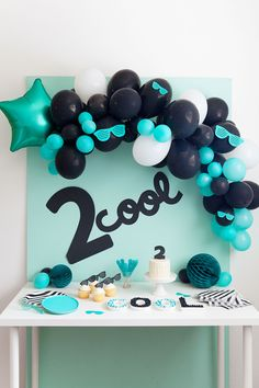 2ND BIRTHDAY PARTY IDEA