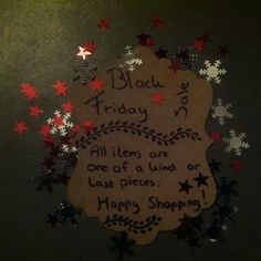 Whoop whoop! My black friday sale is online. I am looking forward packing all your lovely orders. Happy shopping :)
