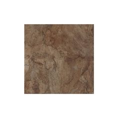 Style Selections 6-in x 6-in Canyon Espresso Glazed Porcelain Wall Tile (Actuals 6-1/2-in x 6-1/2-in)