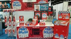 Come check us out at the Do it Best show in Indianapolis. Booth #3223 #DoitBest #tradeshow #thepaintbrushcover #therollercover #lorigreiner #sharktank #likwidconcepts #paint #painting #painter #diy #doityourself #cooltools by thepaintbrushcover