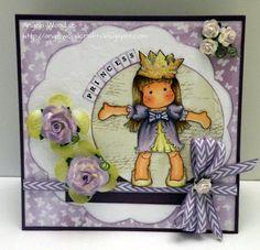 My Magnolias by Angela: Princess Welcome Tilda