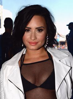 Demi Lovato at the #iHeart Music Festival in Las Vegas - September 19th