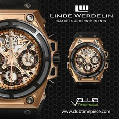 The amazing SpidoSpeed Gold! Find it soon in our website and get a FREE LW strap!!! by club_timepiece