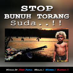 STOP Bunuh Torang suda...!! http://bit.ly/1zhgYZU  #Free_West_Papua #Salju #Kores #Lawan