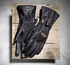 With our women's motorcycle gloves you can handle anything. Biker Gloves, Motorcycle Gloves, Women's Gloves, Gauntlet Gloves, Craft Gifts, Harley Davidson, Leather, Crafts, Fashion