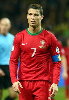 Cristiano Ronaldo It's Cristiano Ronaldo, 29, who fulfilled those big dreams by becoming one of the most successful players in the world. Portugal's national team will be depending on the Real Madrid forward to help them advance through a tough group stage.