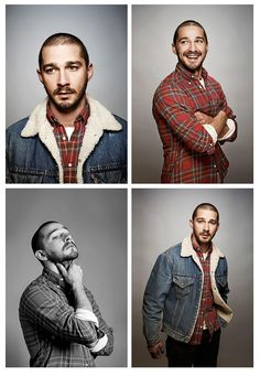 shia labeouf - christopher beyer photography