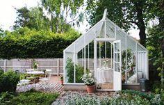 Växthus / greenhouse från Sweden Green House