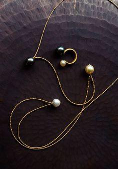 Jurgenlehl etc. [ヨーガンレール etc.] | 南洋真珠のジュエリー                                                                                                                                                                                 もっと見る
