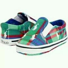 Lil polo shoes