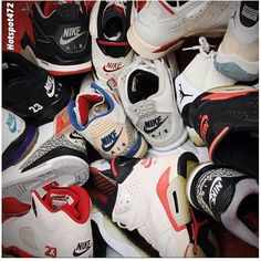 Nike Air jordans!