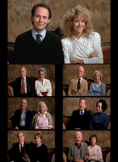 """""""when you realize you want to spend the rest of your life with somebody, you want the rest of your life to start as soon as possible."""" ~When Harry Met Sally"""