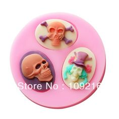 Aliexpress.com : Buy Free shipping !!!1pcs Mini New Style Human Skeleton (F0497) Silicone Handmade Fondant/Cake Decorating DIY Mold from Reliable Silicone Fondant Mold suppliers on Silicone DIY Mold and  Home Supplies Store $10.78