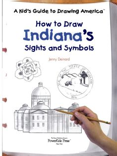 How to Draw Indiana's Sights and Symbols