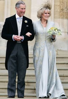 Weddig of Prince Charles and Camilla Parker