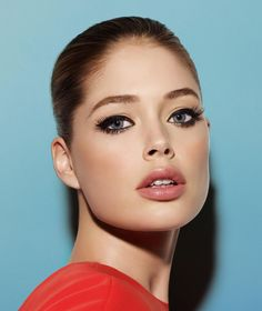 Doutzen - lighting and makeup perfection