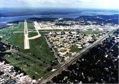 Keesler Air Force Base - Student dorm triangle