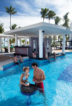 Riu Palace Bavaro All Inclusive #PuntaCana, Mexico #Luxury #Travel VIPsAccess.com Jr Suite Garden View $ 216/Night to EXPIADIA $ 272/Night Apr 18th-25th