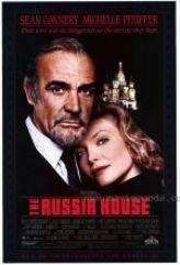 Rus Evi – The Russia House Türkçe Dublaj izle