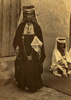 Ouled Nail, Biskra, Algeria, 1860-1890