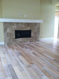 European White Oak Wire Brush. Installed in a Home at Founders Club, Sarasota Florida.